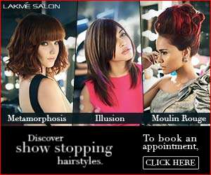 Deals | Get your favorite hairstyle with a lakme salon nea