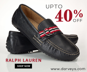 Deals | Upto 40% off Ralph Lauren